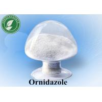 Wholesale 99% Purity Pharmaceutical Raw Materials Ornidazole for Anti-infective CAS 16773-42-5 from china suppliers