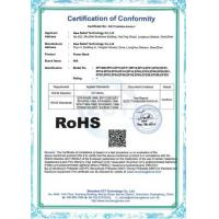 Li Heng Company Limited Certifications