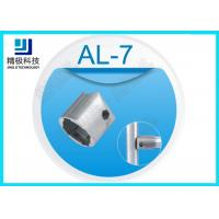 Wholesale Outer Metal Tube Connectors Aluminum Tubing Joints Hexagon Aluminium Tubing Joints from china suppliers