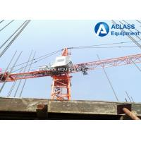 Wholesale Small Internal Climbing Tower Crane Inner Building 80 m With Horizontal Jib from china suppliers