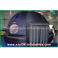 Wholesale Mobile Projection Inflatable Planetarium Dome for School / Public show from china suppliers