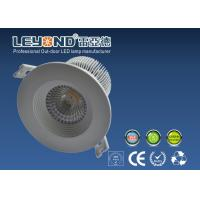 Wholesale Cree COB LED Downlight 15w With Anti Glare Lens Aluminium Alloy White Housing from china suppliers