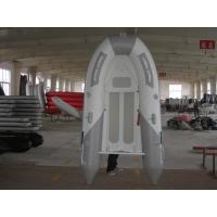 Wholesale Comfortable Unique Aluminum Hull Inflatable Boats With CE Approved from china suppliers