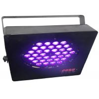 Wholesale RGB Slim Par64 LED Par Can Lights / Lamp for Wedding / Concert / Theatre Stage Lighting from china suppliers