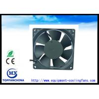 Wholesale AC 9225 Explosion Proof Exhaust Fan / Metal High Speed  Brushless Cooling Fans 92mm X 92mm X 25 mm from china suppliers