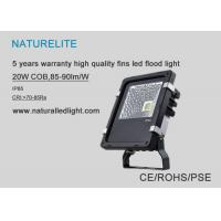 Quality 5 Years Warranty 20W Led Flood Lights IP65 Thick Fins Cover No Glare for Square, Building Lighting for sale