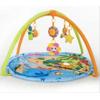 Wholesale OEM Cute and Lovely Sea Animal Toddler Play Gym For Baby Playing from china suppliers