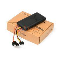 Wholesale 9-80V Motorcycle GPS Tracker With Built-in Antenna SOS Mic Relay ACC from china suppliers