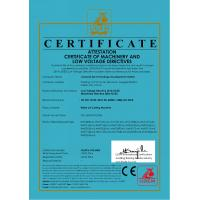 CHANNEL ARK TECHNOLOGY DEVELOPMENT LIMITED Certifications