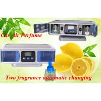 Wholesale 2012 New Design Gift Products Negative Ions Fragrance Changing Car Air Perfume from china suppliers
