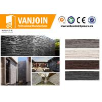 Wholesale Soft and Lightweight safety Exterior Decorative Stone Tile 50 Years Lifespan from china suppliers