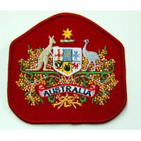Wholesale Embossed Plastic Custom Embroidered Patches from china suppliers