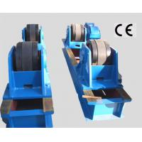 Wholesale Adjustable Vessel Pipe Rollers Hydraulic Bending Machine Digital Display VFD from china suppliers