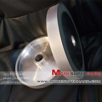 "Wholesale 8"" diameter x 1"" wide wheel, Superfine 400 Grit, with Mounting Flange from china suppliers"