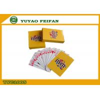 Wholesale Coolest Personalized Oversized Playing Cards For Entertainment from china suppliers