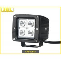 Wholesale Ip67 Waterproof 12W LED Work Light , Offroad Led Lights For Trucks from china suppliers