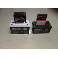 Wholesale 155ah 12v Front Terminal Battery / Deep Cycle Solar Battery For Telecommunication Networks from china suppliers