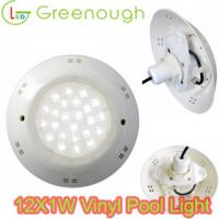 Wholesale Spa Light/LED Vinyl Pool Light /Vinyl Inground Pool Light GNH-P56M-12*1W-V2 (SMD5730) from china suppliers