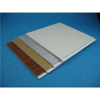 Wholesale Interior Acoustical PVC Wall Panels Laminating And Glossy Surface from china suppliers
