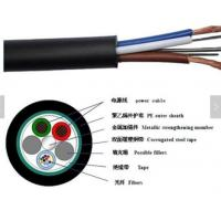 GDYTS Type DC Remote Armoured Outdoor Cable , Waterproof Duct Fiber Optic Cable