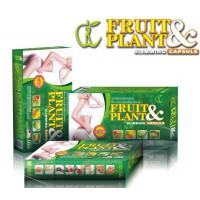 Wholesale Fruit & Plant USA slimming capsule for slim obesity fruit pills from china suppliers
