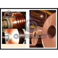 Wholesale Bright Surface Pure Metals 99.90 % Soft Commutators Pure Copper Strip 0.2mm X 250mm from china suppliers