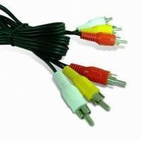 Wholesale RCA Cables with Wire Harness and Assembly, OEM Orders are Welcome from china suppliers
