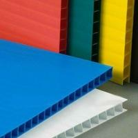 Wholesale Light weight 8mm 10mm 12mm Correx Plastic Sheets For Building Protection from china suppliers