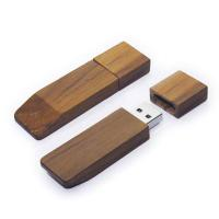 Wholesale Wood Wooden USB Flash Drives 1/2/4/8/16GB with Logo-Printing from china suppliers