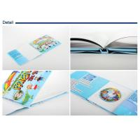 Wholesale 285 x 210 mm / the best printing size / horizontal format hardcover book printer in China / near Shanghai port from china suppliers