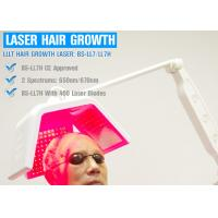 Wholesale Comfortable Painless Diode Laser Hair Regrowth Treatment Machine Handheld from china suppliers