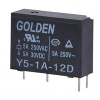 Wholesale 3A Subminiature Home Appliance Relay Y5 SRB JZC-43F ROHS Compliant from china suppliers