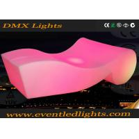 Wholesale Rgb Color Illuminated Light Beach Outdoor Glowing Colorful Magic Led Tables And Chairs For Bar from china suppliers