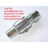 Wholesale Outdoor Antenna Lightning Arrestor N-Type Male to Female Conn Surge Arrester N-JK-4 from china suppliers