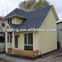 Wholesale light steel prefabricated villa from china suppliers