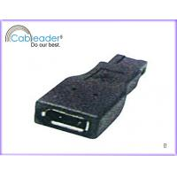 Wholesale IEEE 1394 adapter 9Pin male - 6Pin female from china suppliers