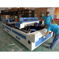 Wholesale Table ball screw transmission Laser Metal Cutting Machine with blade from china suppliers