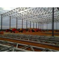 Wholesale Customized Electric galvanized steel framed structure building engineering rust proof from china suppliers
