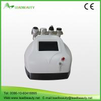 Wholesale Newest 4 handles Ultrasonic Cavitation RF Vaccum Body Slimming Machine from china suppliers