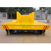 Wholesale High speed electric rail transfer vehicle  with safety  device from china suppliers