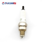China Mitsubishi COLT Car Vehicle Spark Plugs Electroplated Nickel Shell 6 Months Warranty on sale