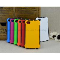 Buy cheap Iphone 4s case,PET touch screen protector case for iphone/samsung,PET+TPU+PC,anti-radiatio from wholesalers