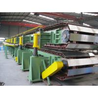 Wholesale Automatic PU Sandwich Panel Production Line , Polyurethane Sandwich Panel Making Line from china suppliers