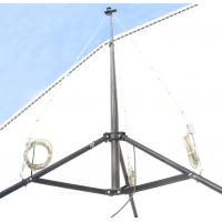 Wholesale heavy duty 14FT carbon fiber camera pole with stand / skypole from china suppliers