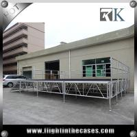 Wholesale 2016 aluminum outdoor concert stage sale,portable stage platform aluminum stage from china suppliers