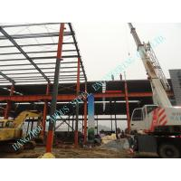 Wholesale W Prefabricated ASTM Industrial Steel Buildings 80' X 96' Light Weight from china suppliers