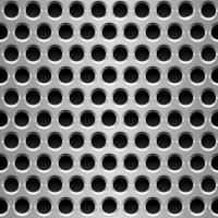 Wholesale galvanized round hole perforated metal from china suppliers
