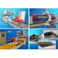 Buy cheap Stainless Steel Wedge Wire Screen Filter Pipe Welding Machine hwj1200 from wholesalers