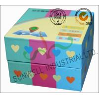 Wholesale Cardboard Rigid Paper Electonics Smart Watch Packaging Box Glossy Varnishing from china suppliers