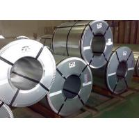 Quality 0.2mm Galvalume / Aluzinc Steel Coil JIS G 3302 ASTM A 525 Rolled Steel Coil for sale